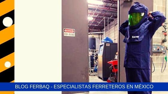 MÁXIMA PROTECCIÓN CONTRA ARCO ELÉCTRICO
